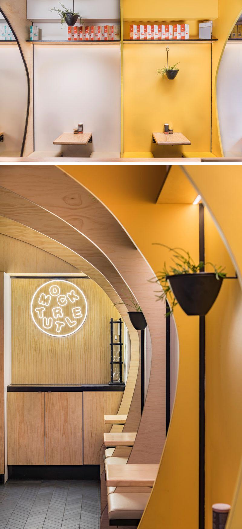 Studio Y. Have Designed The Mock Turtle Cafe In Melbourne-2