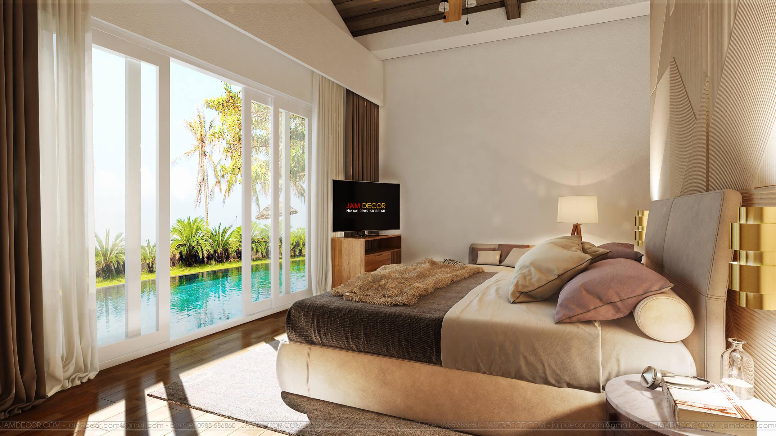 Coastar Estates -Bedroom version II