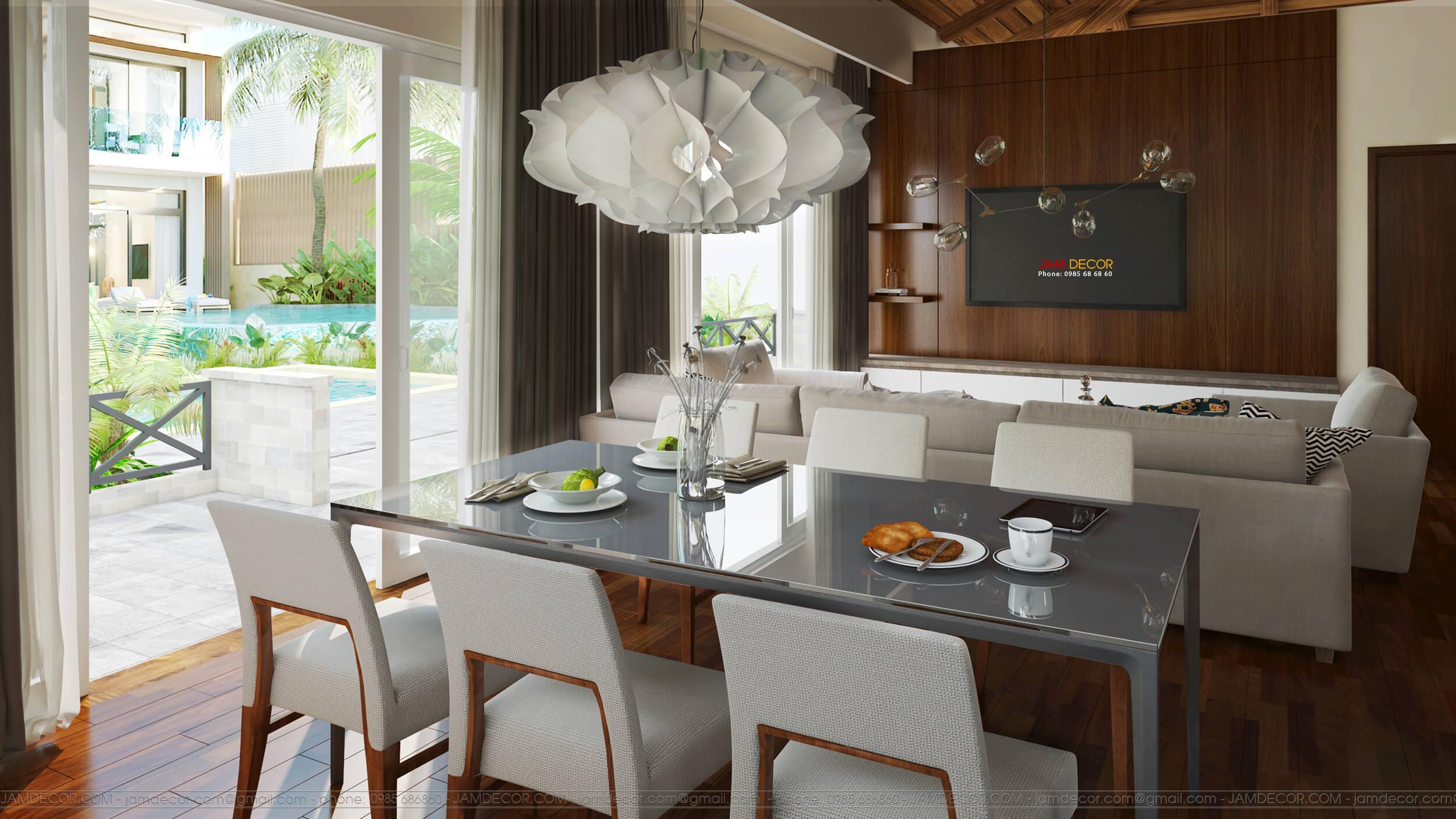 Coastar Estates -Living room 01 version III